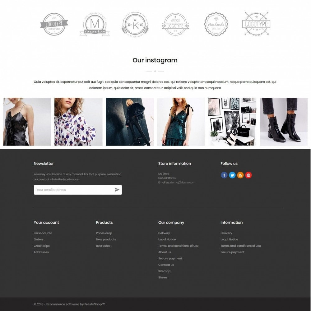 theme - Fashion & Shoes - Newberry Fashion Store - 4