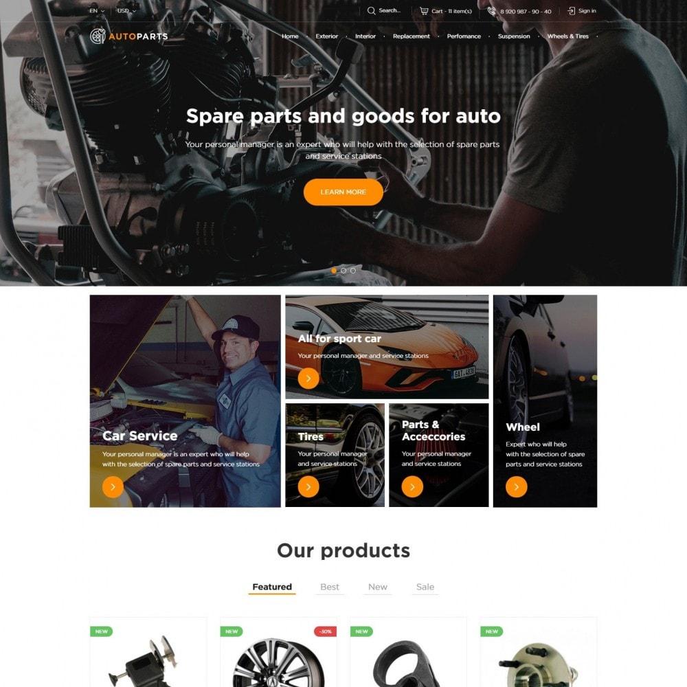 theme - Autos & Motorräder - Autoteilspeicher - 1