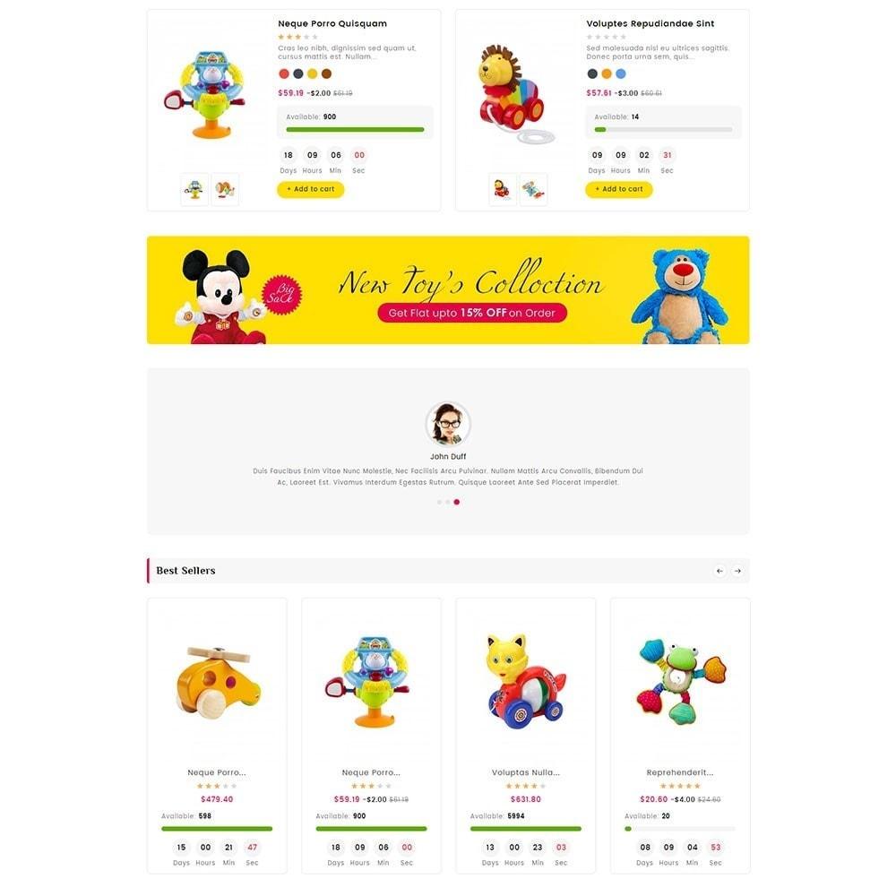 theme - Kinder & Spielzeug - Digital Mart Kids Toys - 3