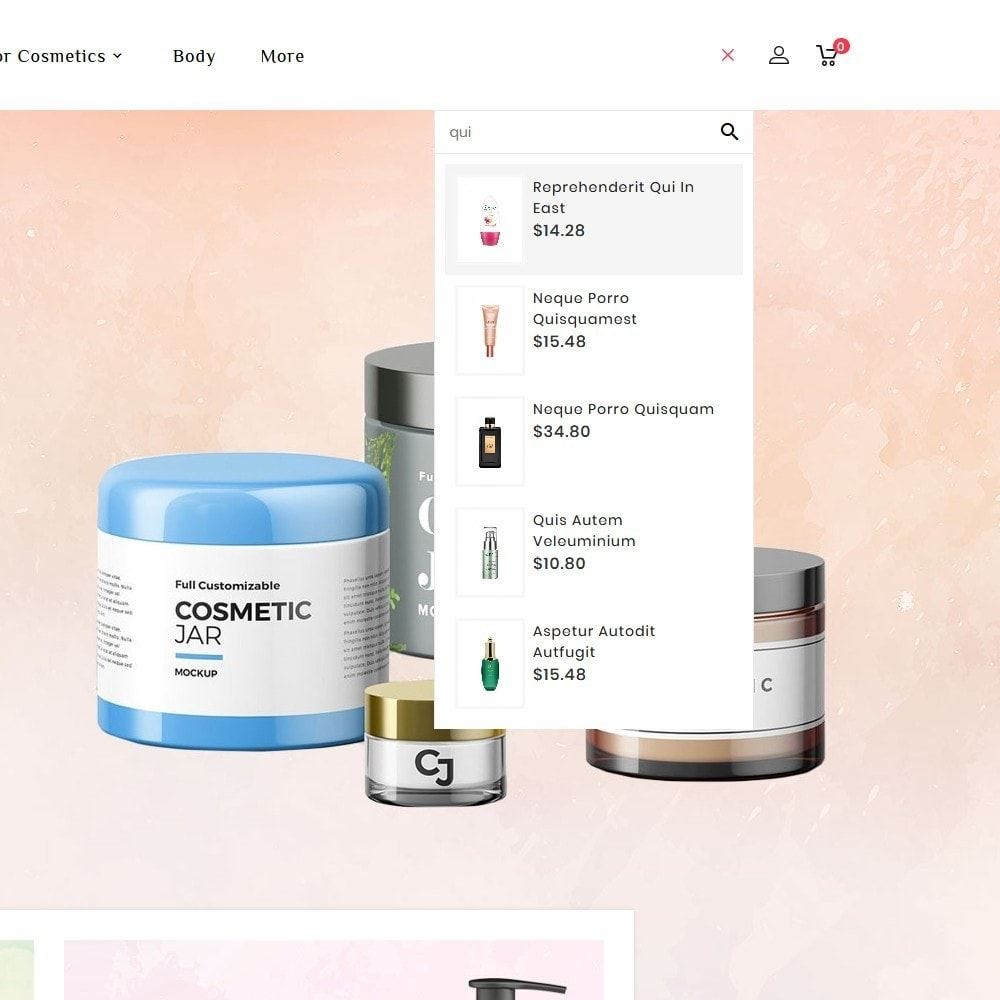 theme - Health & Beauty - Beauty Cosmetics - 11