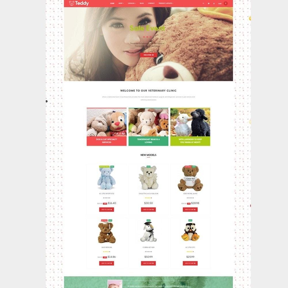 Leo Teddy Toys Store