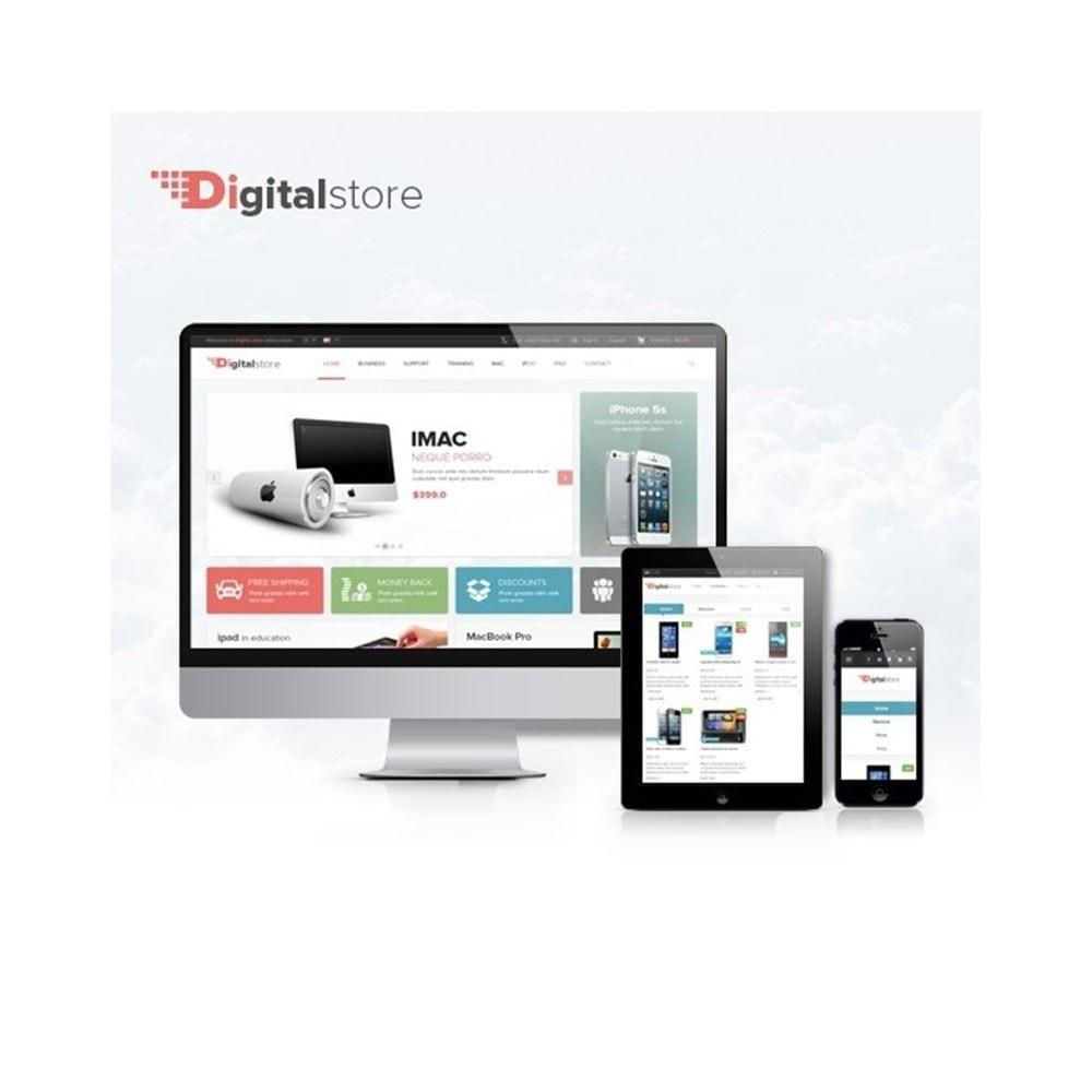 Leo Digital - Boutique numérique, Magasin mobile