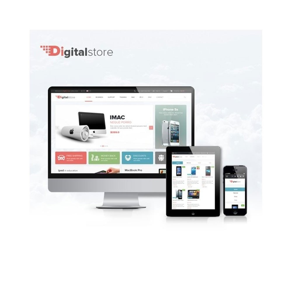 Leo Digital - Digitaler Shop, Handyladen, Hi-Tech-Shop