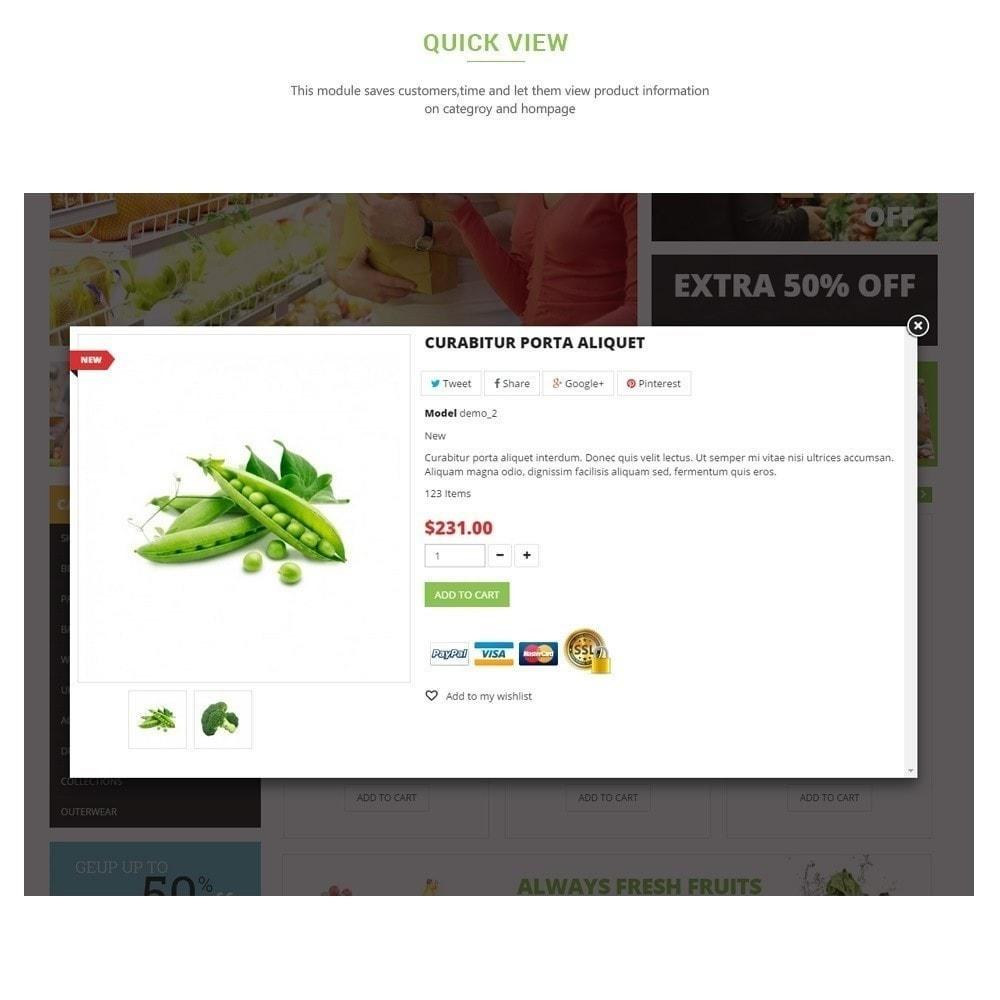 theme - Lebensmittel & Restaurants - Leo Fresh Store - Lebensmittel, Gemüse, Frischmarkt - 7