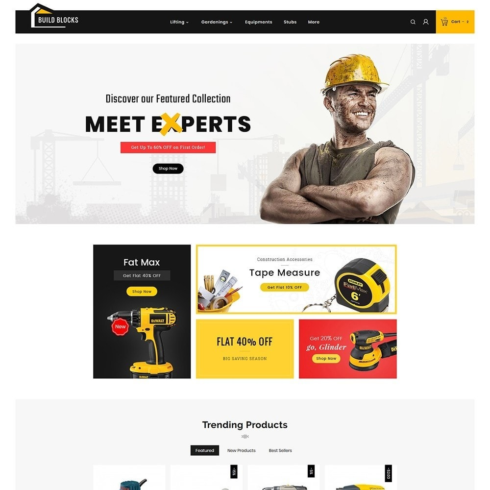 theme - Sports, Activities & Travel - Construction Tools - 2
