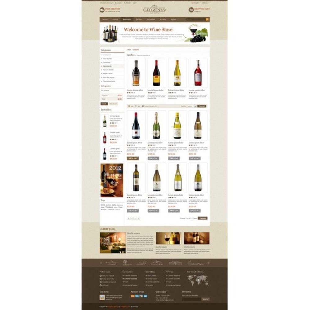 Leo Wines - Alkohol, Restaurant & Getränke
