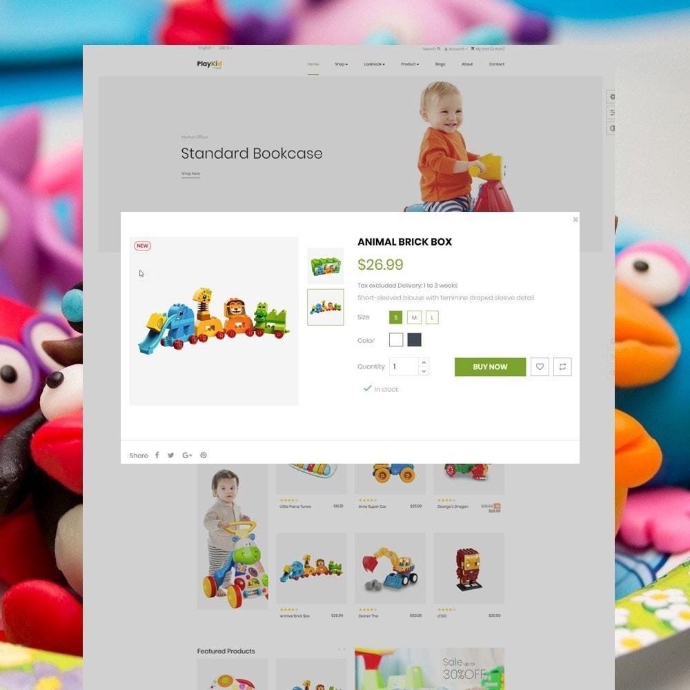 theme - Kids & Toys - Ap Playkid - 7