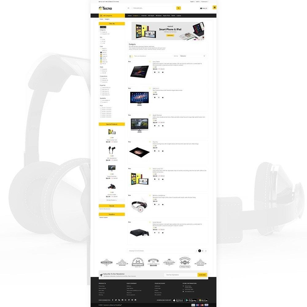 Tecno - The Electronic Multi Purpose Store