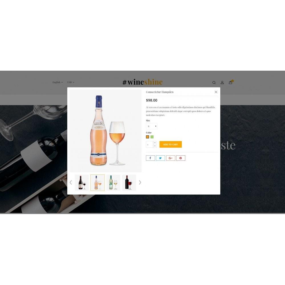 theme - Boissons & Tabac - Wine Shine Store - 7