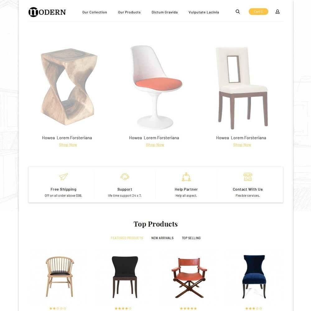 Modern - The Furniture Shop