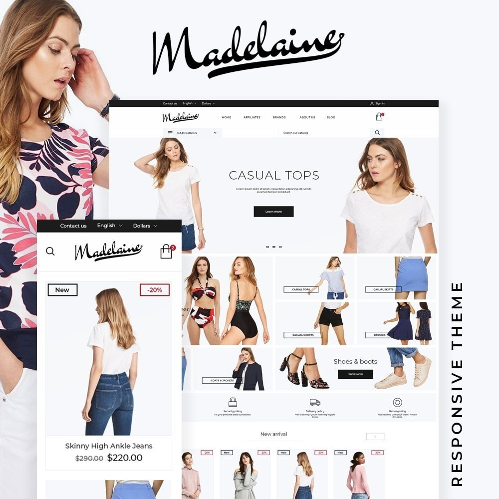 Madelaine Fashion Store