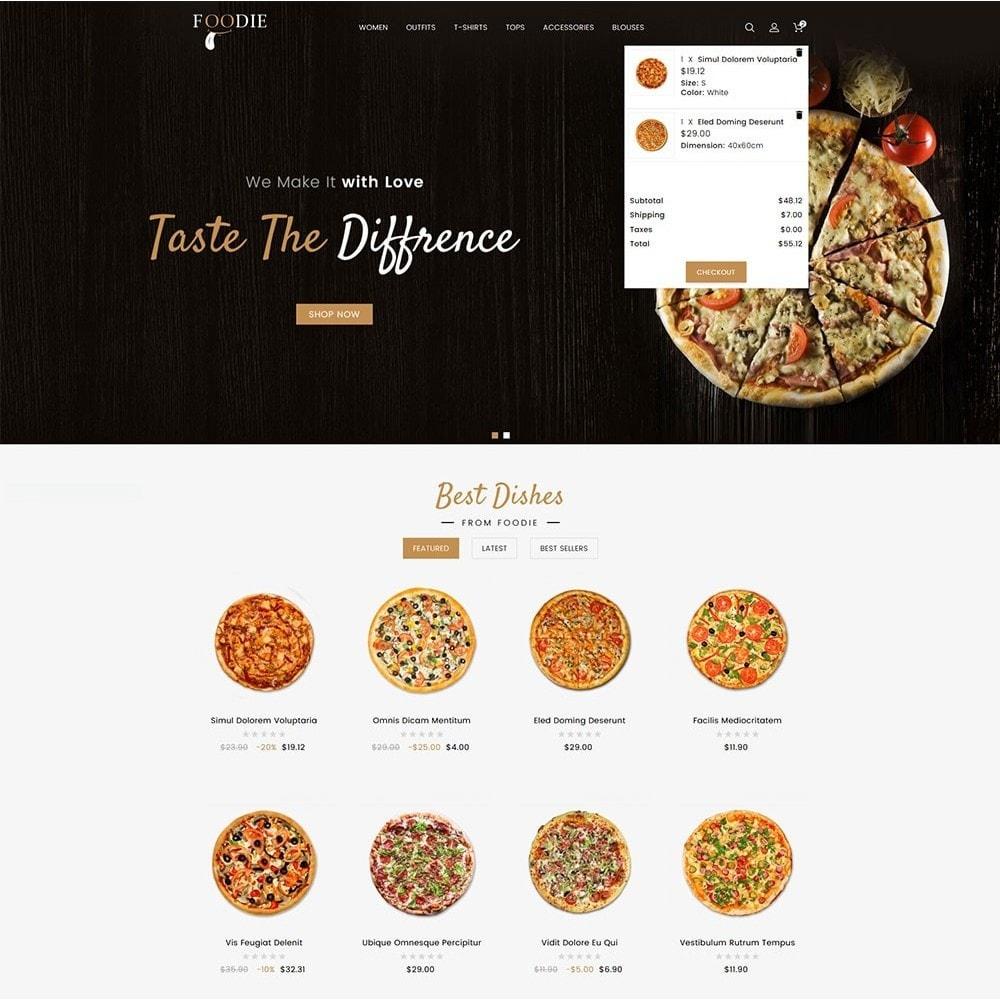 theme - Alimentos & Restaurantes - Foodie Food Store - 3