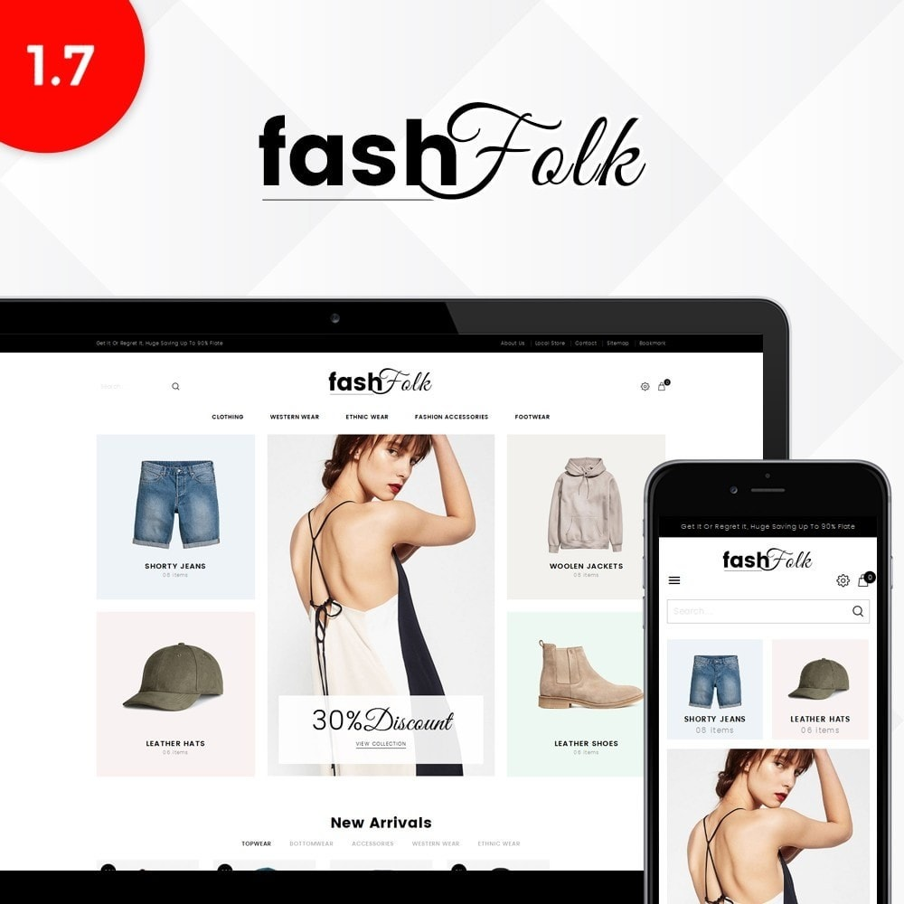 Fash Folk store