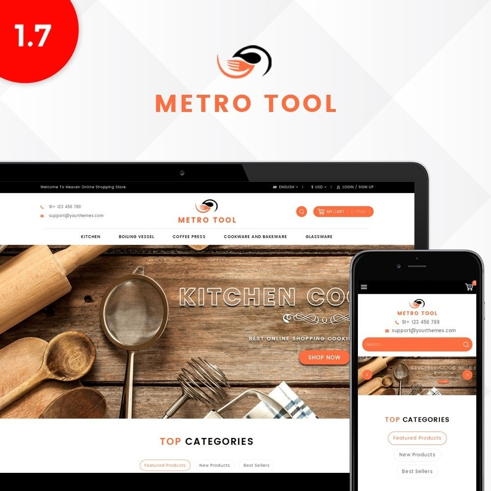 Metro kitchen store