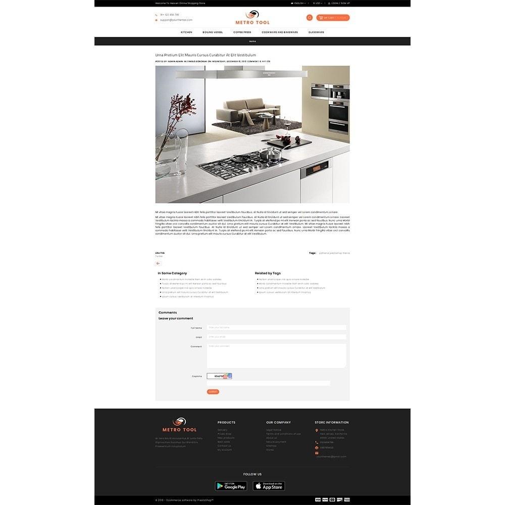 theme - Casa & Jardins - Metro kitchen store - 7