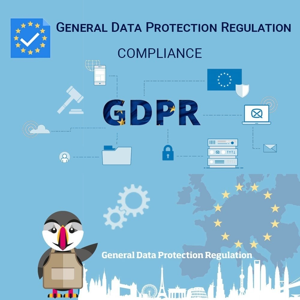 module - Администрация - General Data Protection Regulation (GDPR) Compliance - 1