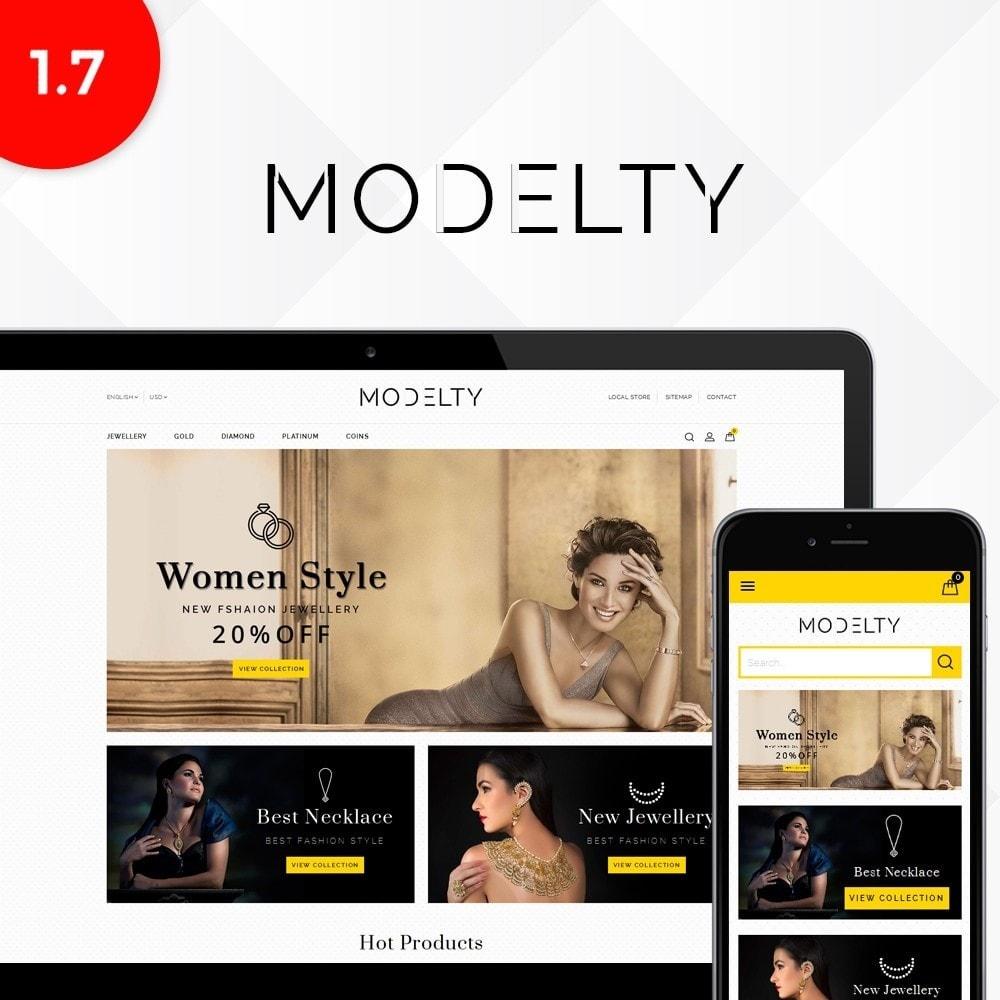 Modelty Jewellery Store