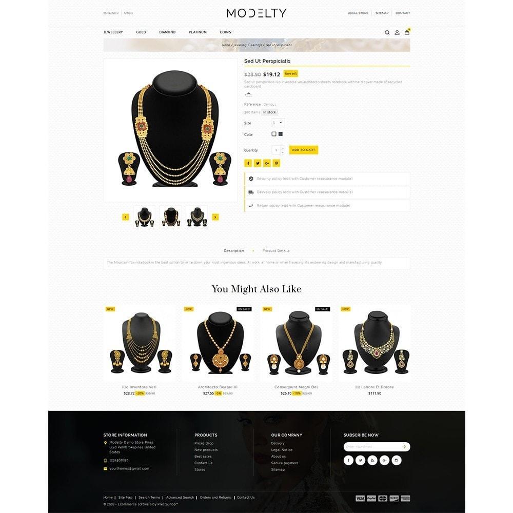 theme - Joalheria & Acessórios - Modelty Jewellery Store - 5