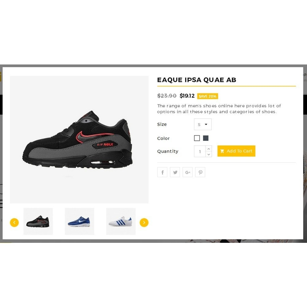 theme - Mode & Chaussures - Air-walk Store - 6