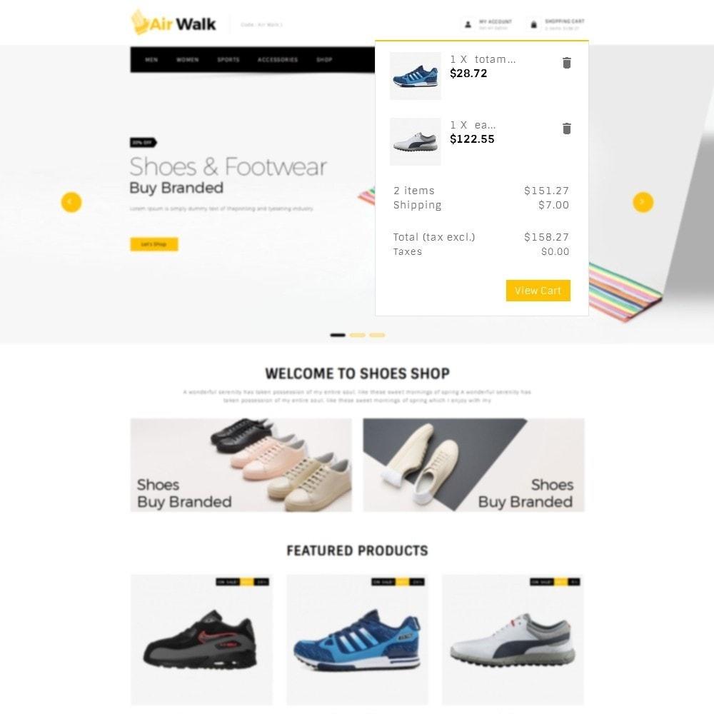 theme - Mode & Chaussures - Air-walk Store - 7