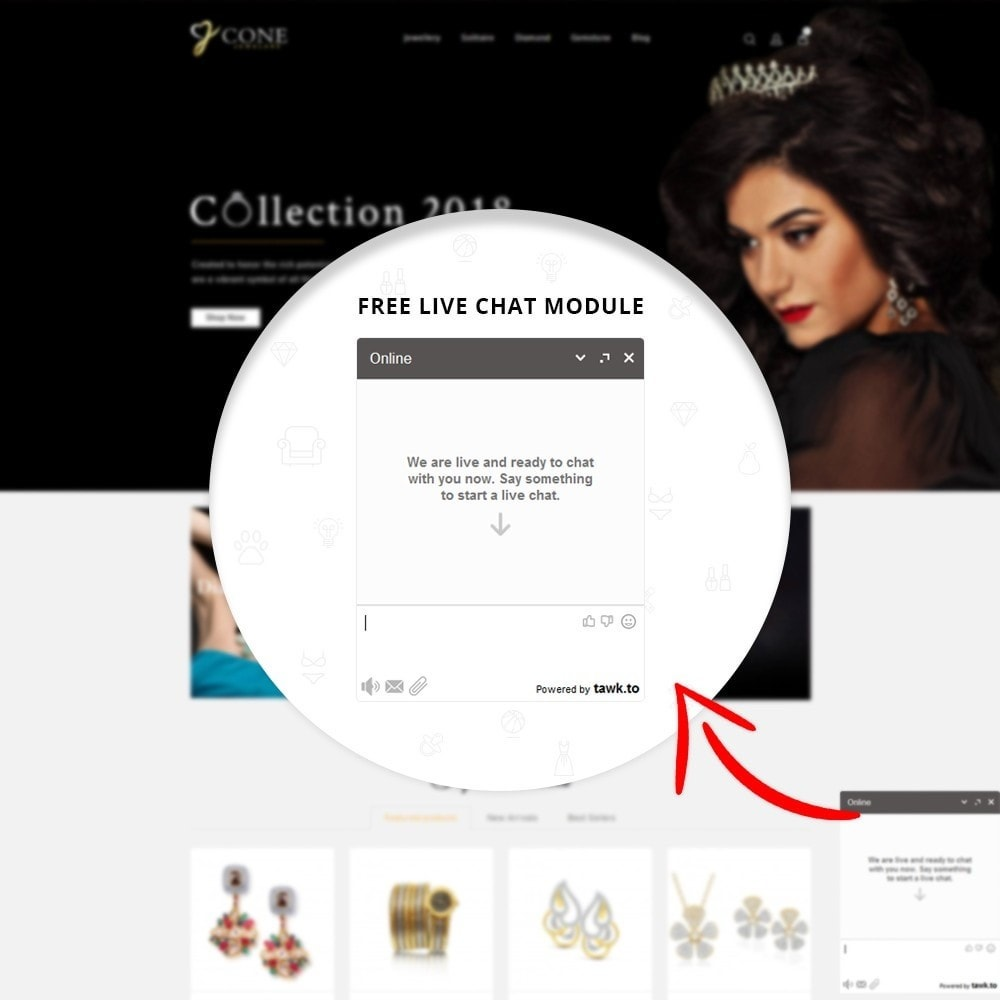 theme - Jewelry & Accessories - Cone Jewelers Store - 8
