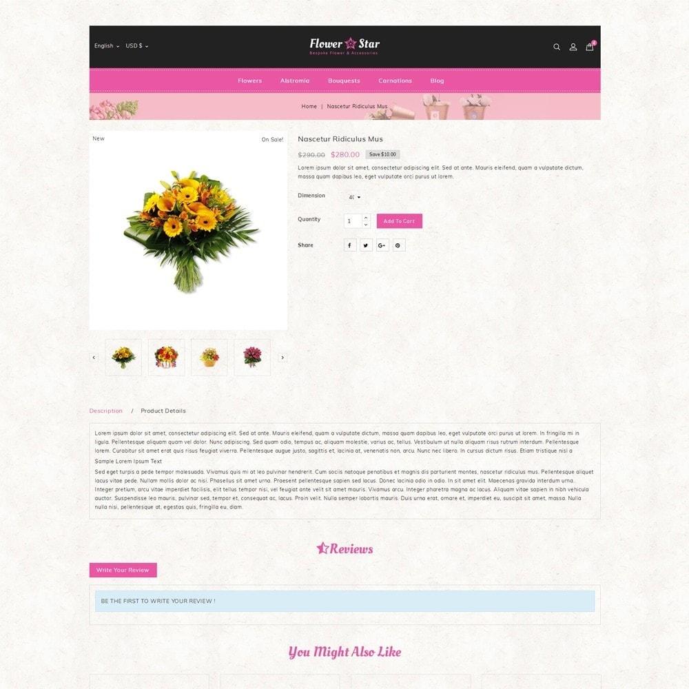 theme - Presentes, Flores & Comemorações - Flowerstar Store - 5