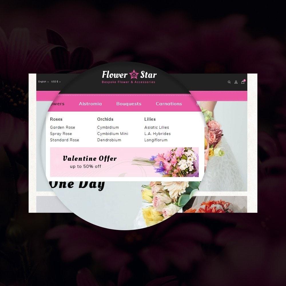 theme - Presentes, Flores & Comemorações - Flowerstar Store - 10