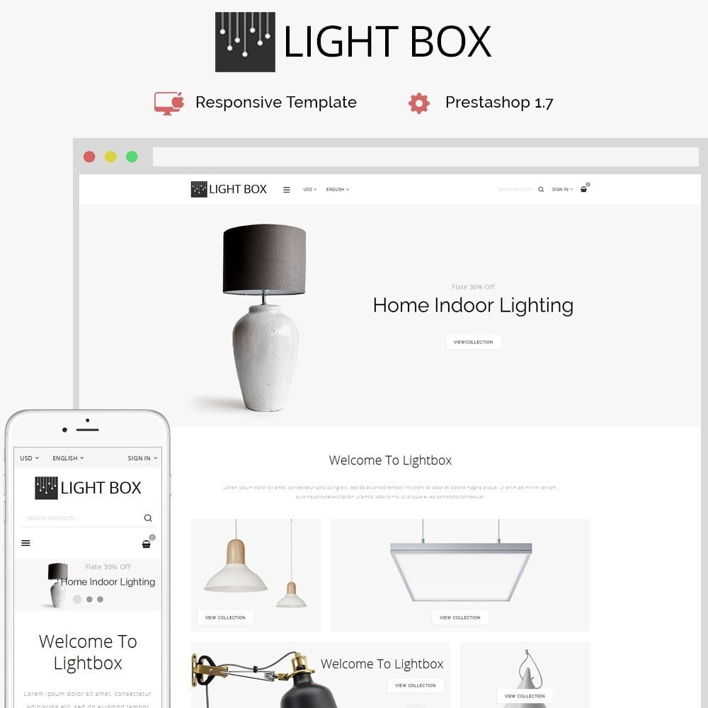 Lightbox Demo Store
