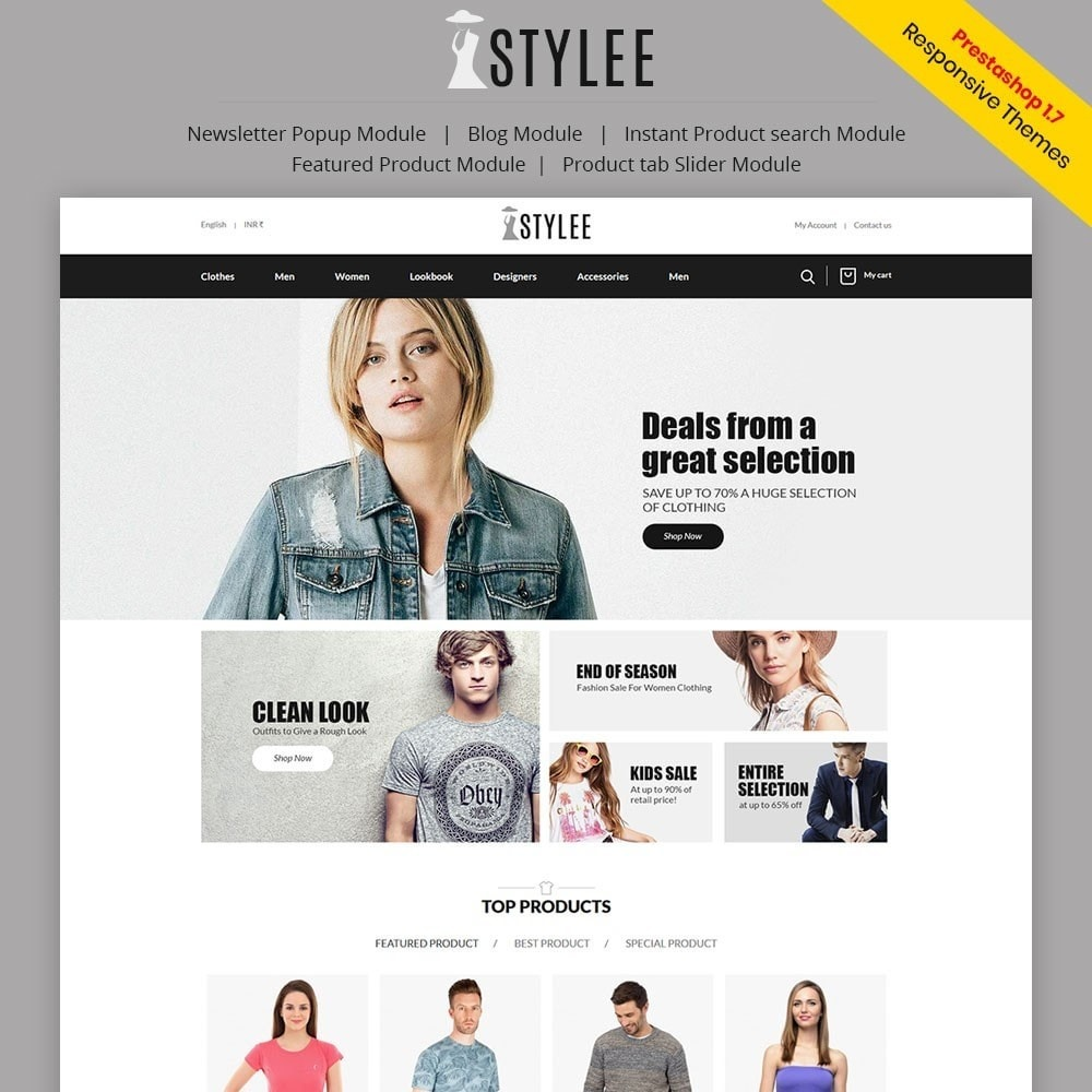 The Stylee - Fashion Store