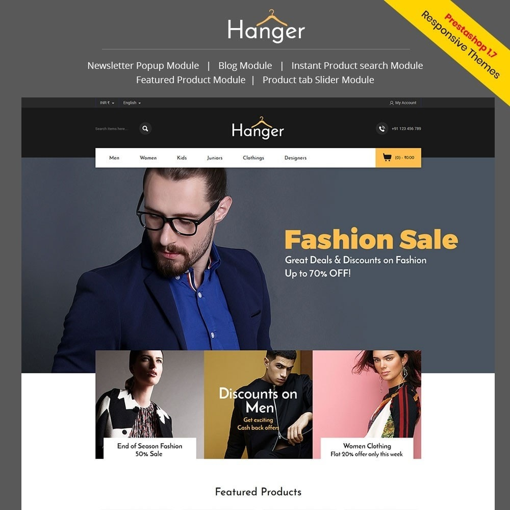 Hanger Fashion Store