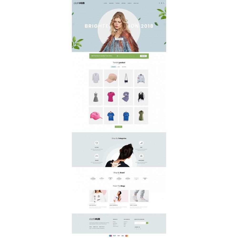 theme - Mode & Chaussures - Cloth HUB - 2