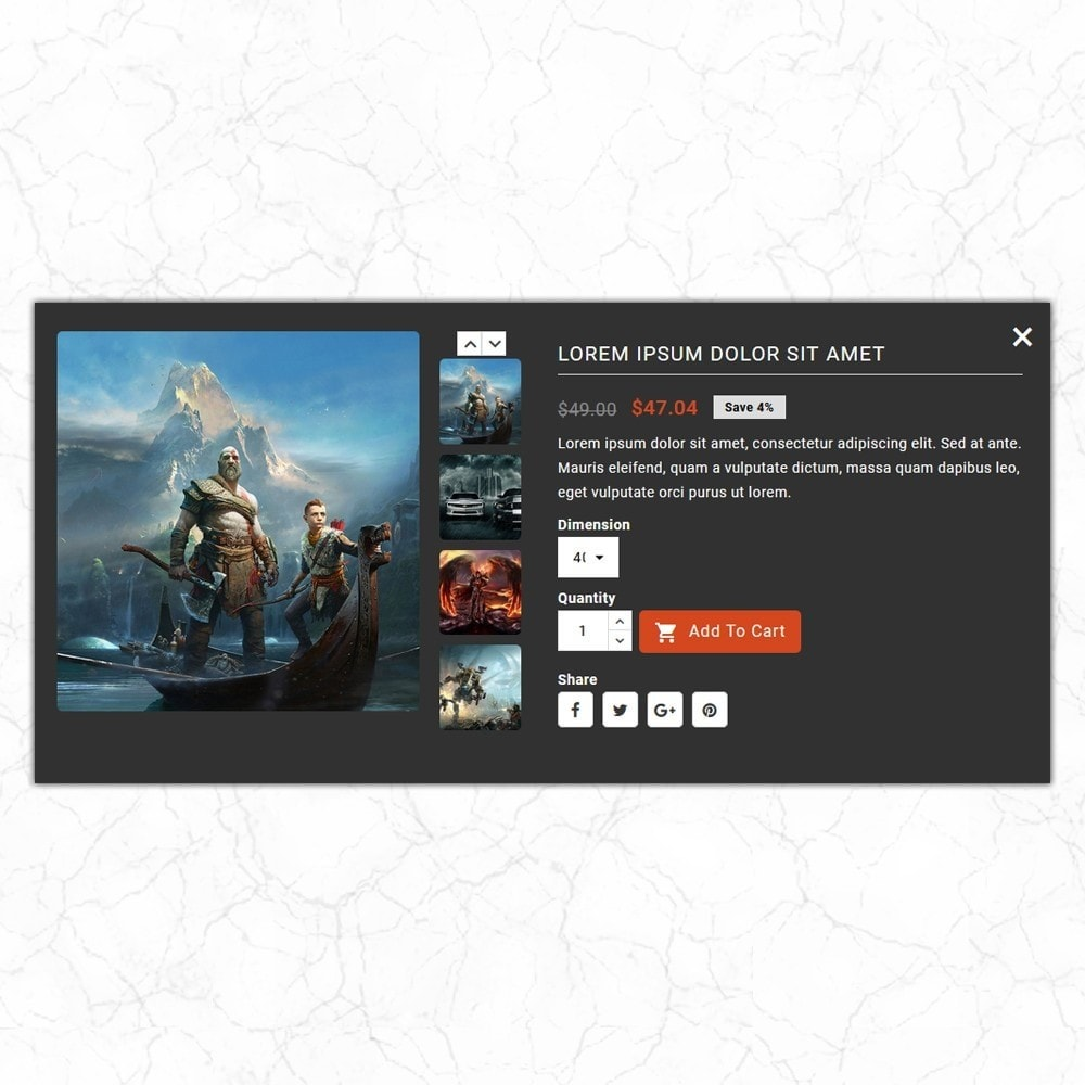 theme - Sport, Loisirs & Voyage - Game Store - 6