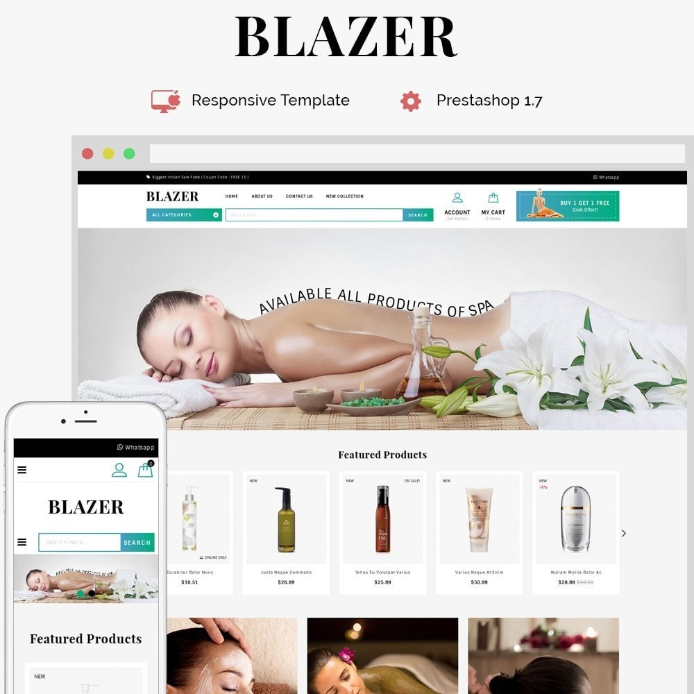 Blazer Spa Store