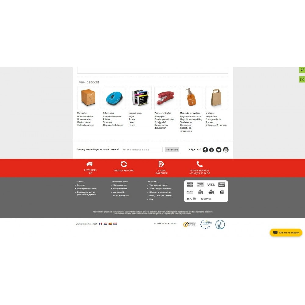 service - Badges & Logos - BeCommerce - 1