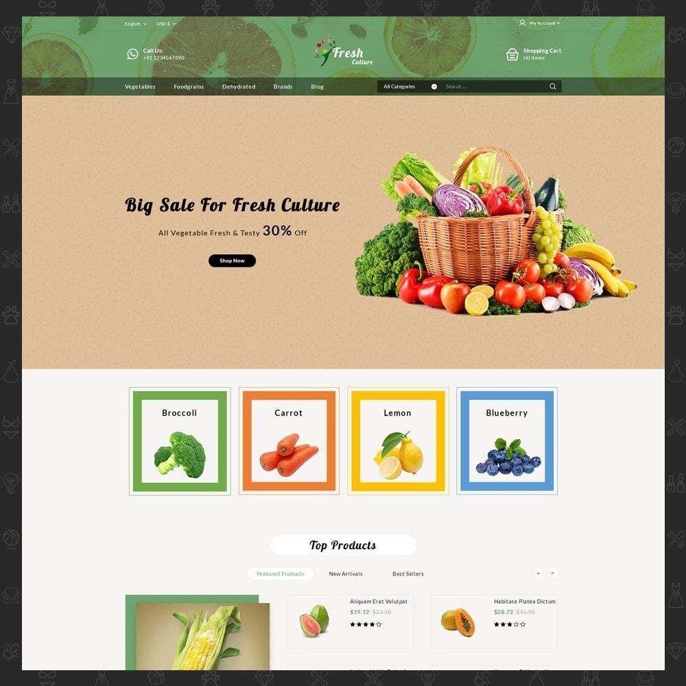 Fresh Culture Organic Store