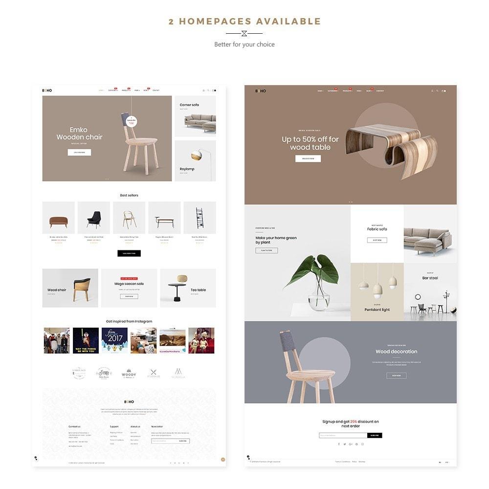 theme - Home & Garden - Boho - Furniture & Interior Home Décor - 2