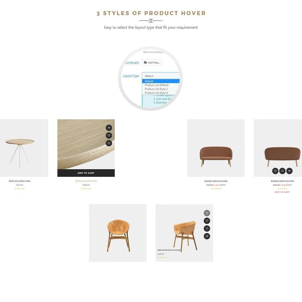 theme - Home & Garden - Boho - Furniture & Interior Home Décor - 3