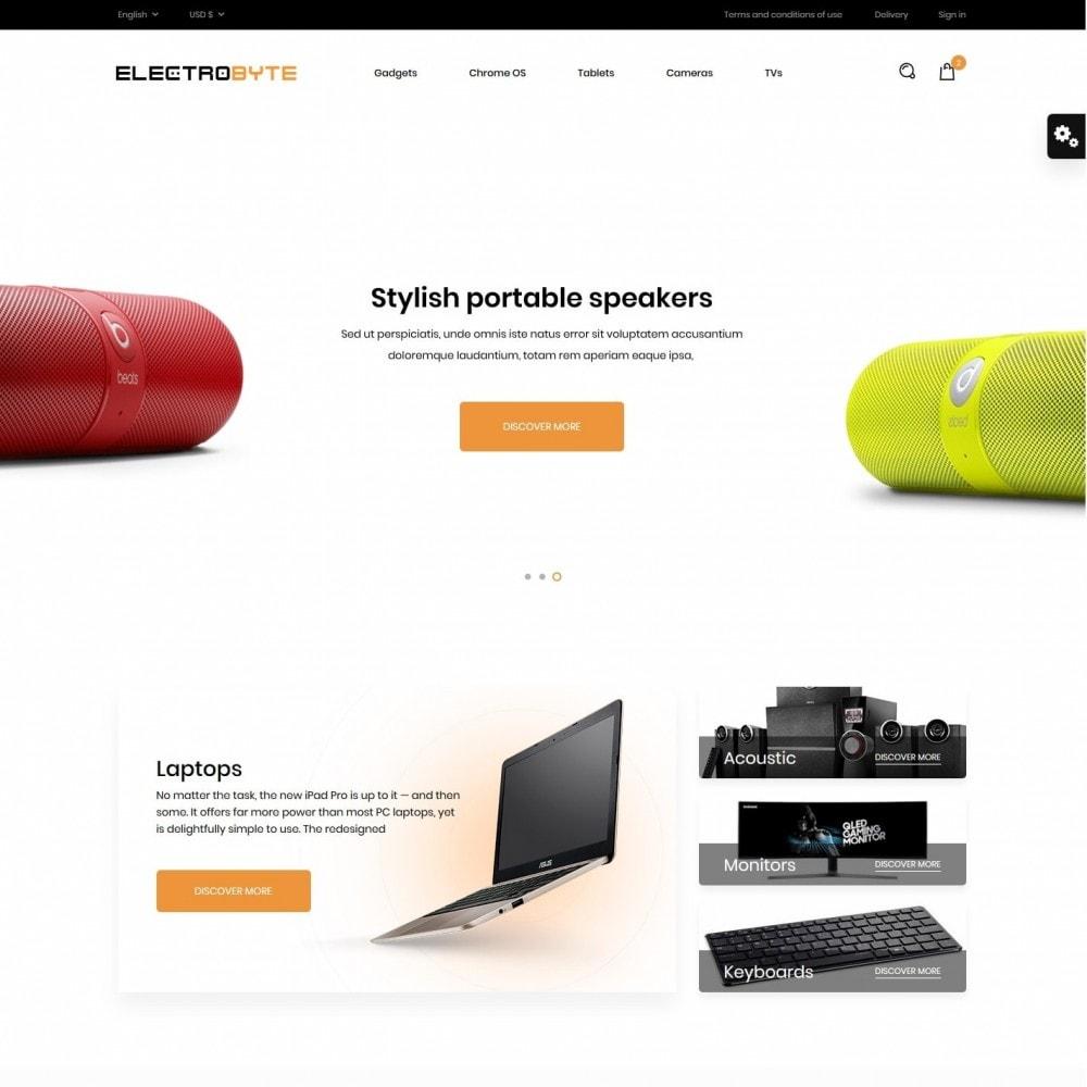Electrobyte - High-tech Shop