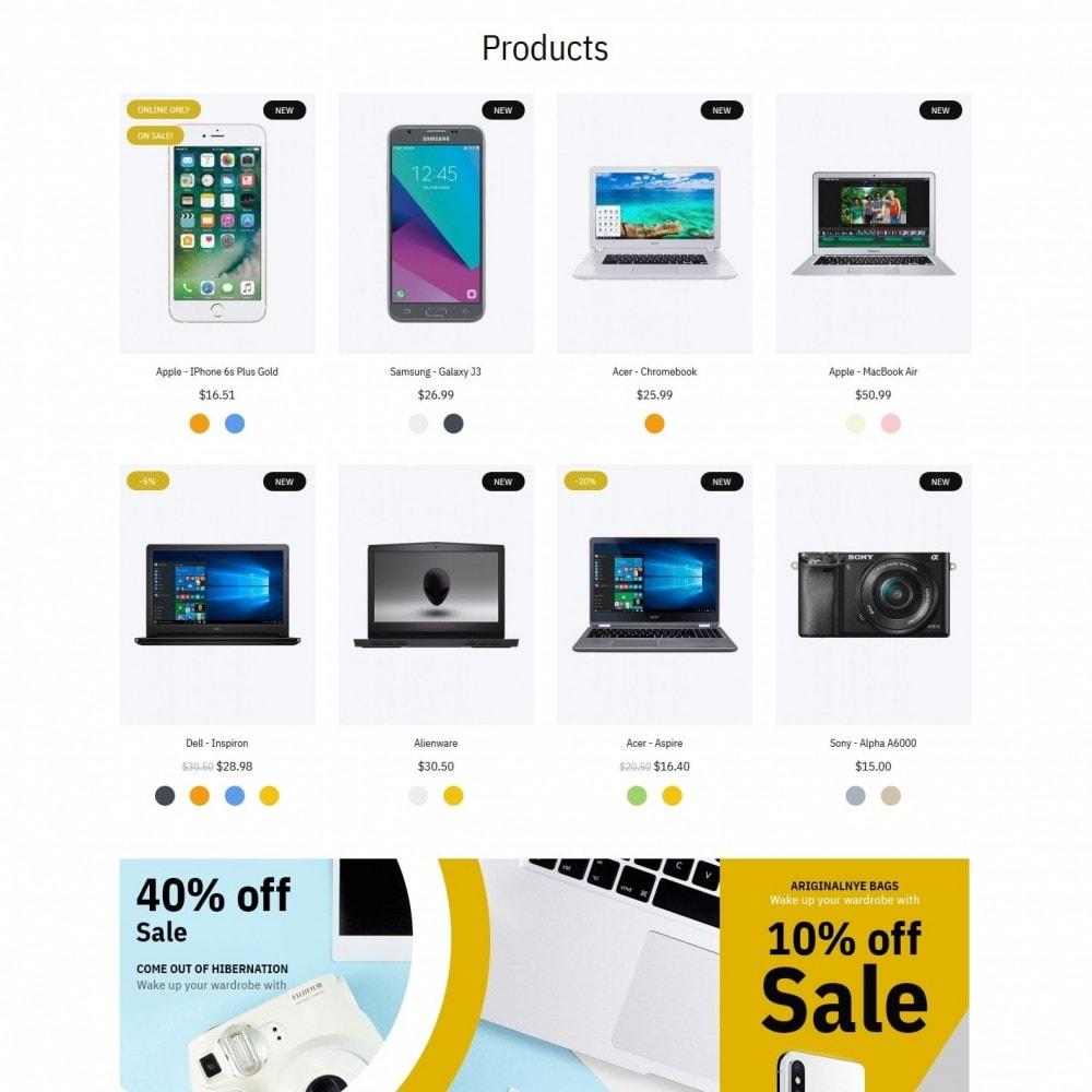 TechnoLife - High-tech Shop