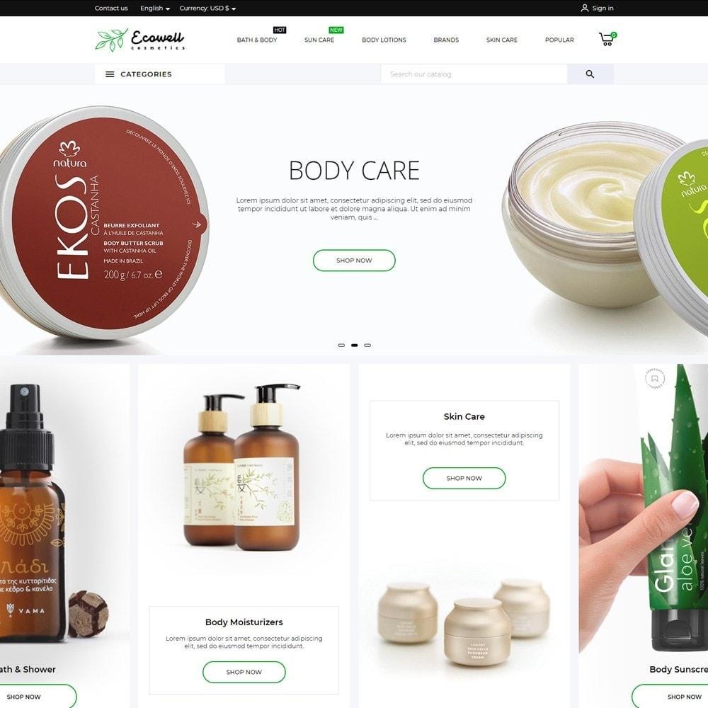 Ecowell Cosmetics