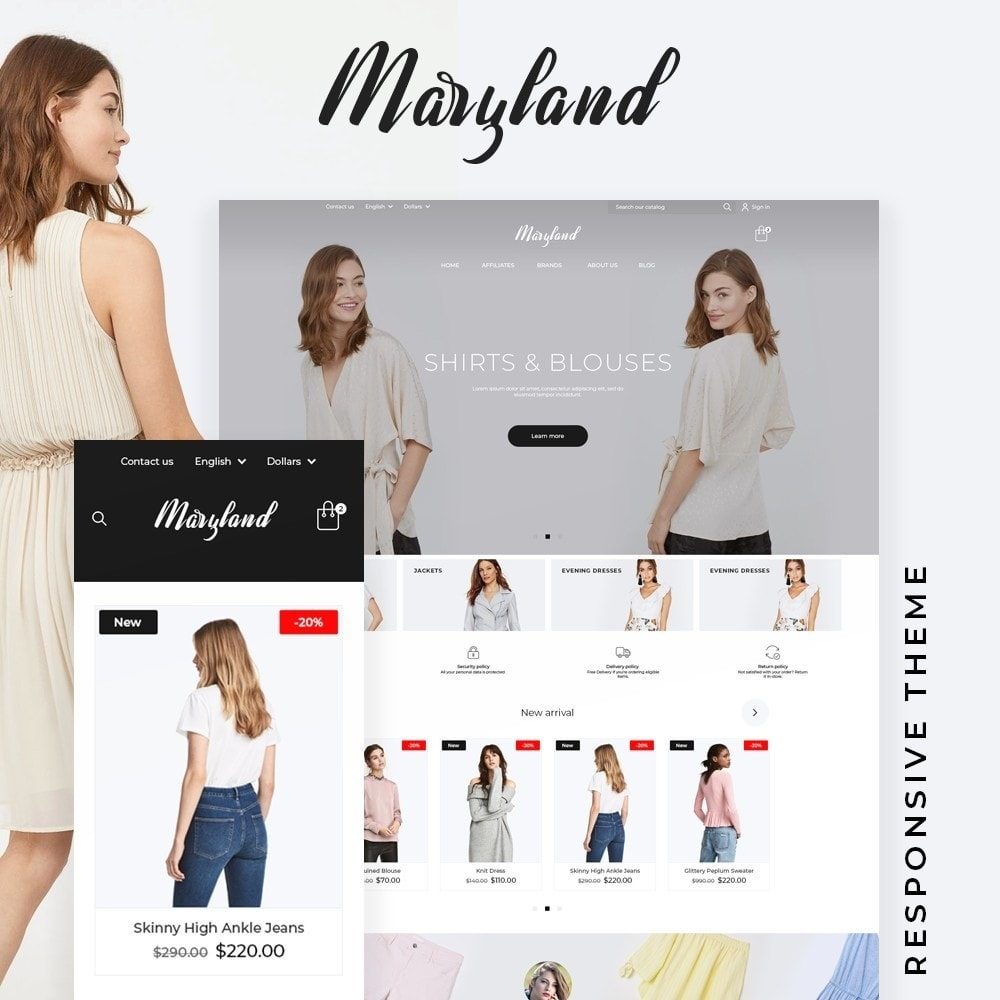 Maryland Fashion Store