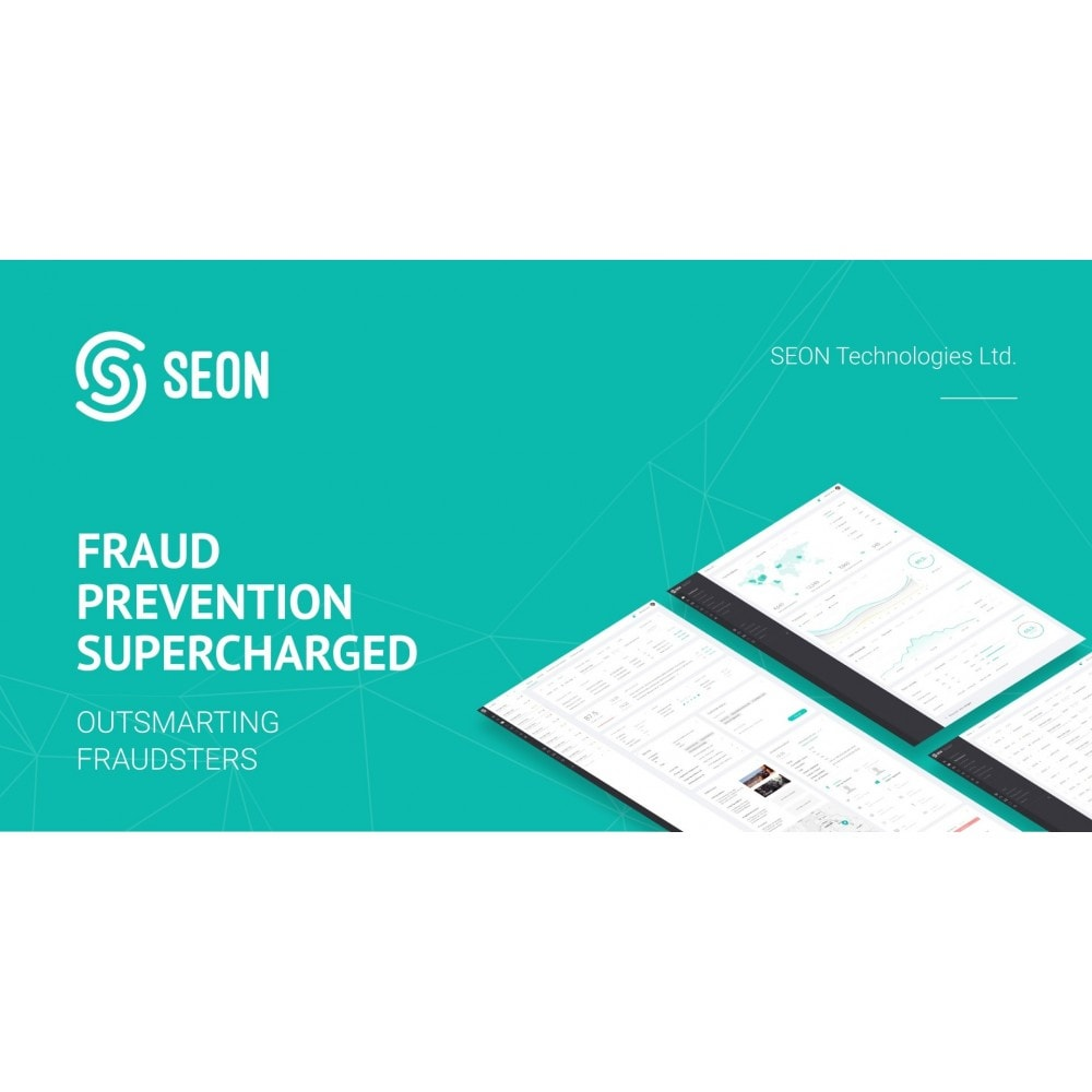 module - Sécurité & Accès - SEON - Fraud Prevention - 1
