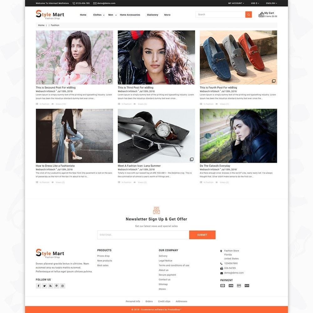 theme - Fashion & Shoes - Fashion Mart - The Fashion Shop - 6