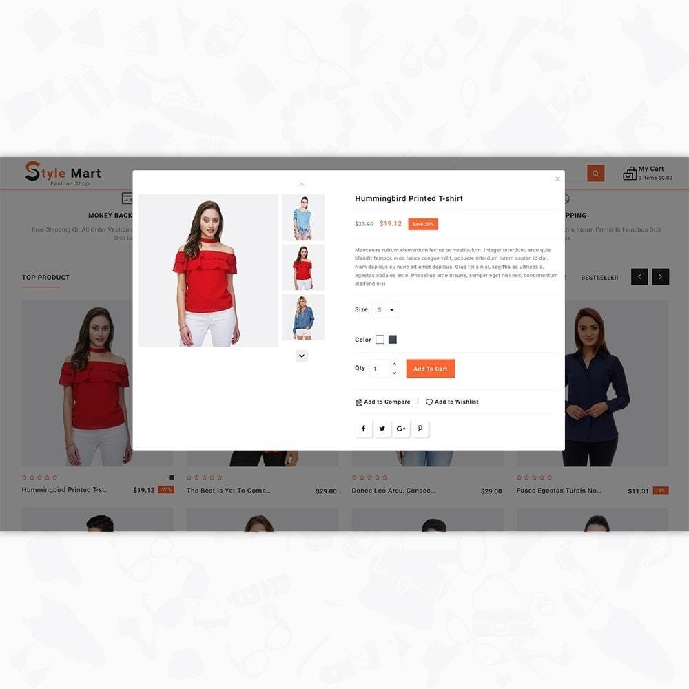 theme - Fashion & Shoes - Fashion Mart - The Fashion Shop - 7