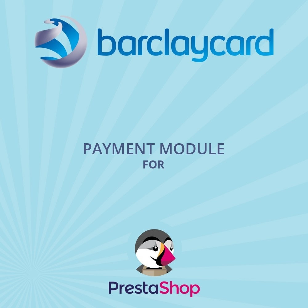 module - Payment by Card or Wallet - Barclaycard Payment Gateway - 1