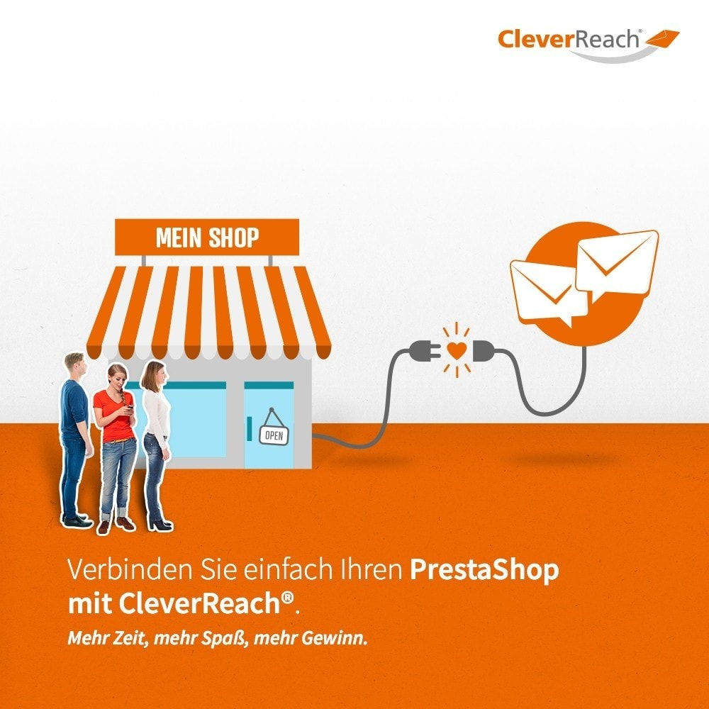 module - Newsletter & SMS - CleverReach® - Newsletter Marketing - 2