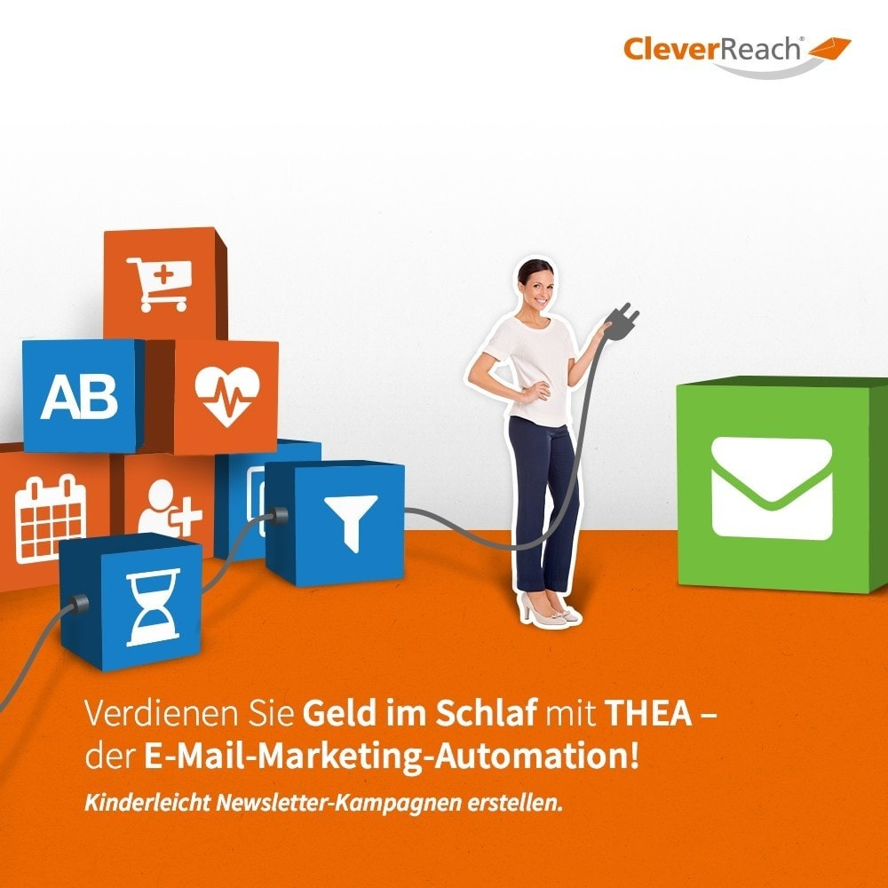 module - Newsletter & SMS - CleverReach® - Newsletter Marketing - 6