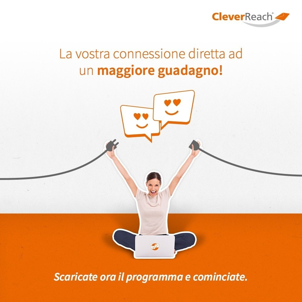 module - Newsletter & SMS - CleverReach® - inviare newsletter - 7