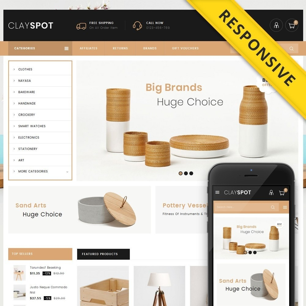 Clayspot - Wood Store