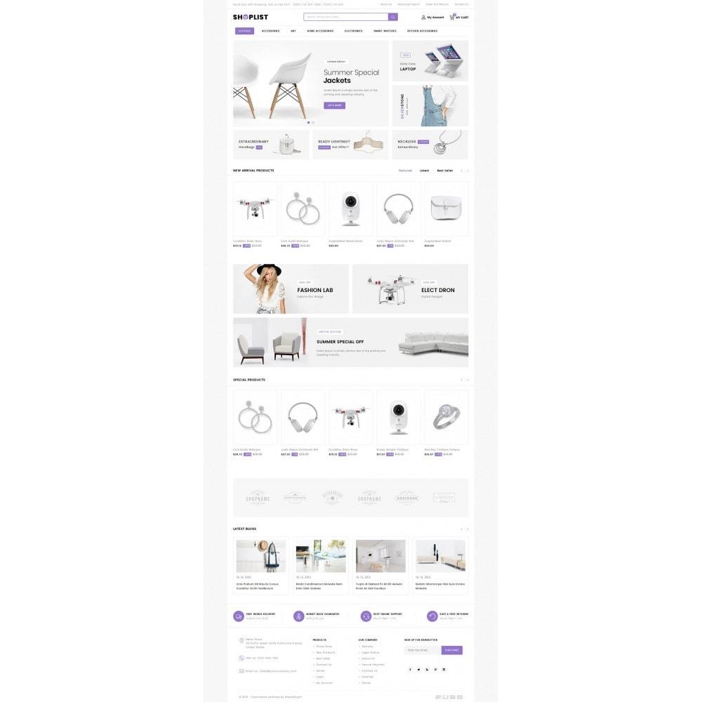 Shoplist - Mega Store